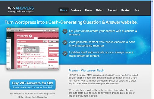 Plugin for creating Q&A website on WordPress