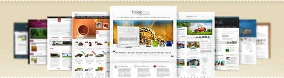 Elegant WordPress Themes Gallery
