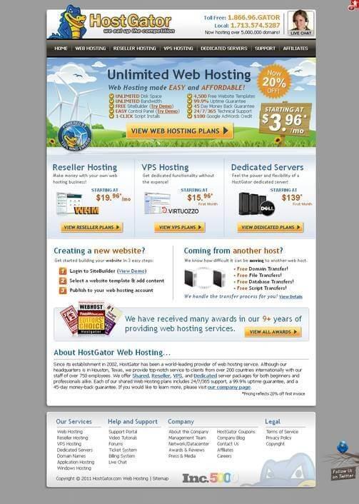 Hostgator Review: Best Web Hosting