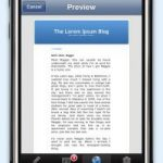 The Dos and Donts of Smartphone Blogging