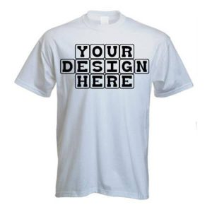 How to promote your business with customized t shirt print for T shirt printing website