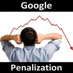 Google Over Search Engine Optimization Penalty
