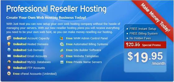JustHost Review: Reason For Choosing Just Host for website Hosting