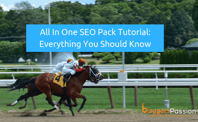 all in one seo tutorial pack