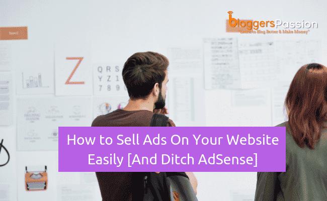 how to sell ads