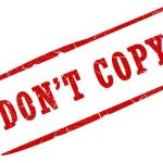 What to do if Content of Your Website has been Plagiarised