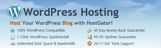 Hostgator WordPress Hosting Review with Maximum Discount Coupon