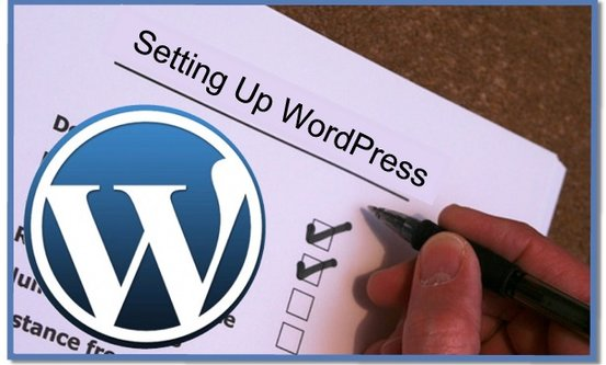 List of things to do after Installing WordpPess on Your Blog