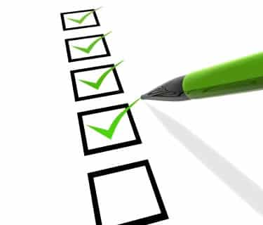 Guest Post Approval and Rejection Checklist