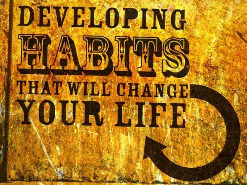 Developing-Habits
