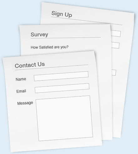 Web Forms And WordPress Form Plugins