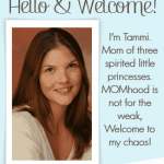 Tammy my organized chaos