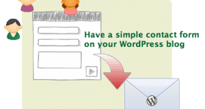 Wordpress Contact Form 7 plugin