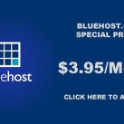 Bluehost Discount October 2014: $3.95/Month Only for Hosting WordPress Blogs