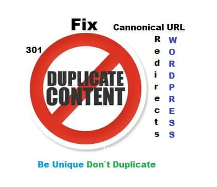 Fix Duplicate Content Issues in WordPress
