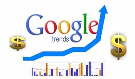 Google Trends to Make Online Money