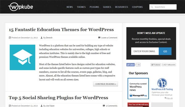 Wordpress Kube