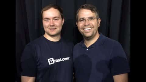 Zac Johnson with Matt Cutts at PubCon
