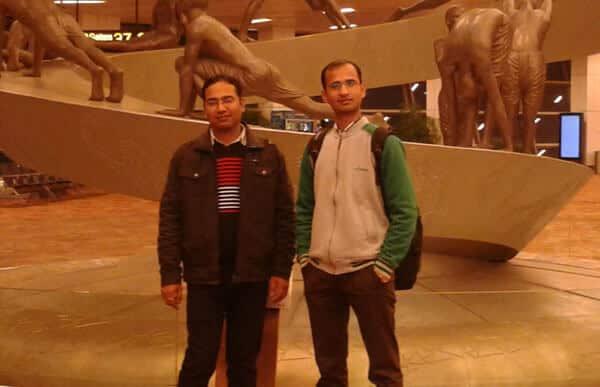 Kulwant Nagi Interview by Anil Agarwal