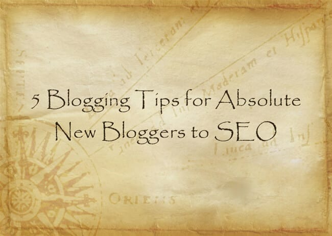 SEO blogging tips for beginners