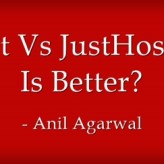 Comparative Study BlueHost Vs JustHost in terms Of Web Hosting Services