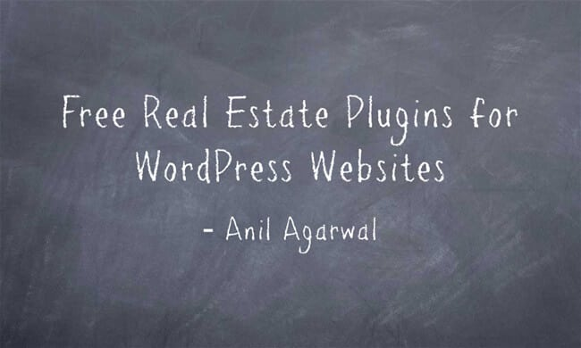 top real estate plugins for wordpress