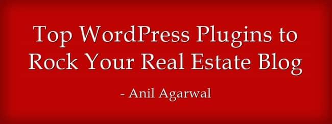 real estate wordpress plugins