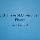4 SEO Services To Steer Clear Of On Fiverr