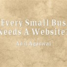 4 BENEFITS OF HAVING A WEBSITE FOR SMALL BUSINESSES