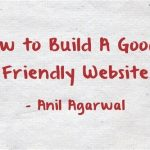 How to Make A Search Engine Friendly Website