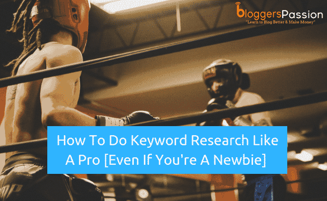 keyword research pro