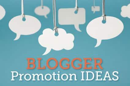 free blog promotion ways