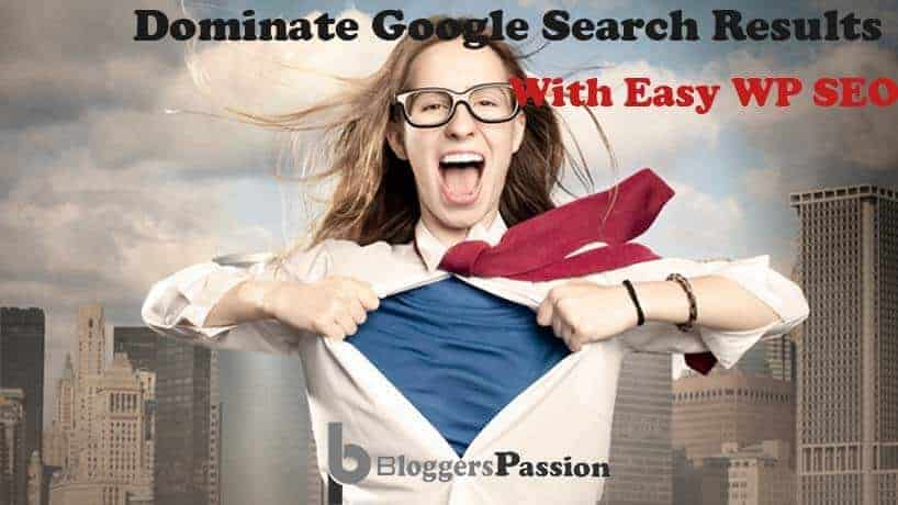 easy wp seo review