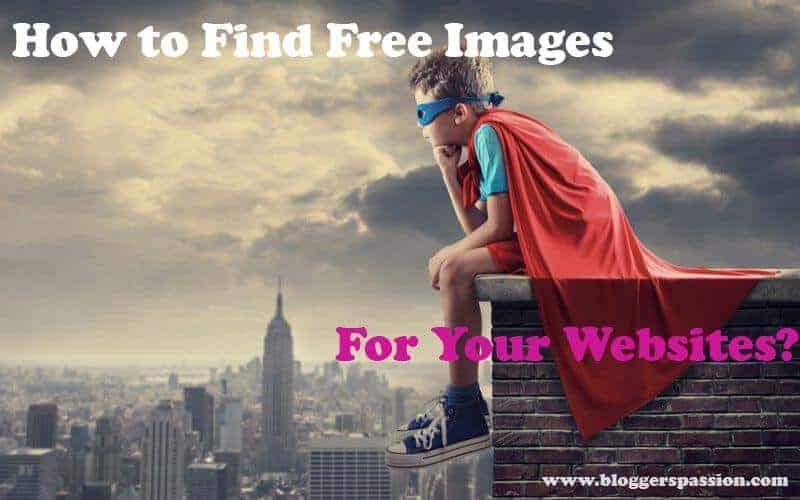 finding free images