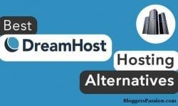 best dreamhost alternatives