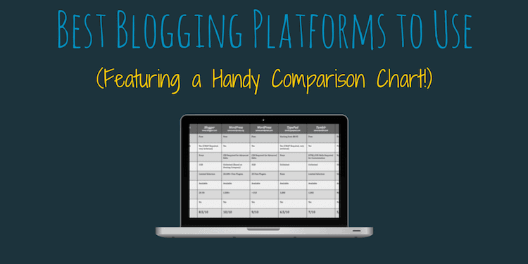 free blogging platforms