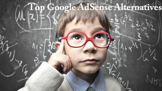 Best Google Adsense Alternatives in 2016