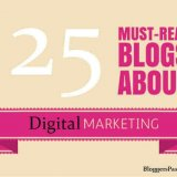 Top 25 Digital Marketing Blogs You Must Follow to Stay Competitive