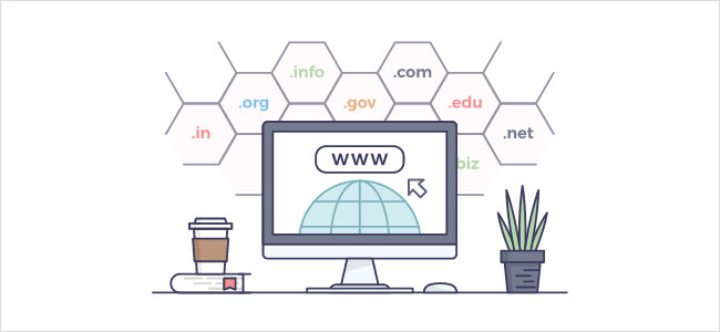 Getting a domain name