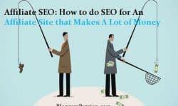 affiliate seo tips
