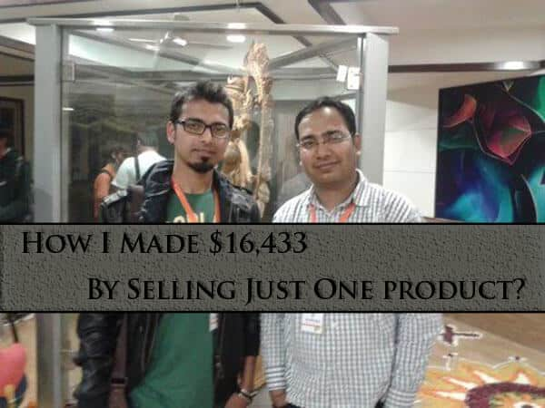 [Case Study] How I Made $16,433 With One Product And How Can You Do the Same?
