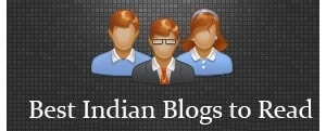 Top Indian Blogs