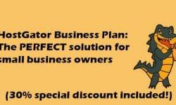 hostgator business plan review