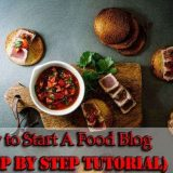 How to Start A Successful Food Blog And Make Money from It?