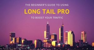 beginner's guide long tail pro