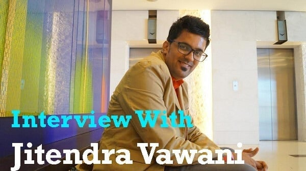 jitendra vaswani interview