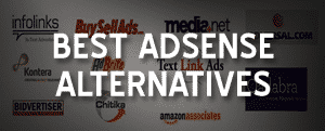 Best Google Adsense Alternatives to Watch out for