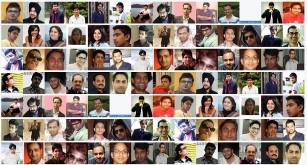 Best Indian Blogs in order of populaity