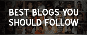Top 50 Indian Blogs from major niches