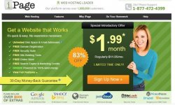 ipage-web-hosting-review